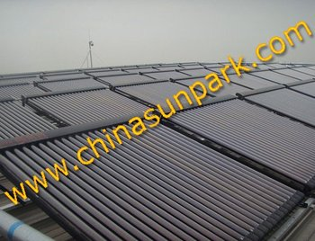 solar collector & solar cooling system ODM solar water cooler