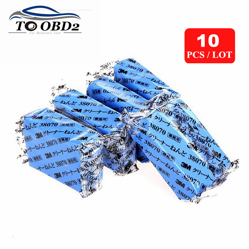 10pcs/Lot Express DHL 3M Clean Mud 180g Blue Clay Bar New Washing Car Magic Auto Car Detailing Remove Sludge Auto Cleaning Mud(China (Mainland))