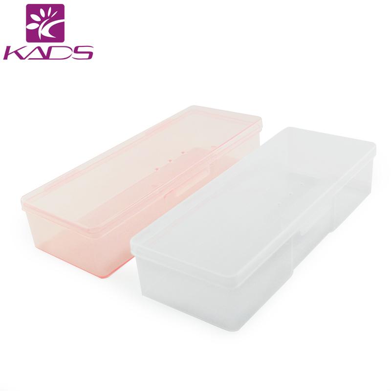 KADS White & Pink Multi Utility Storage Case professional Nail Art box jewelry box manicure kit nail tool Makeup box(China (Mainland))