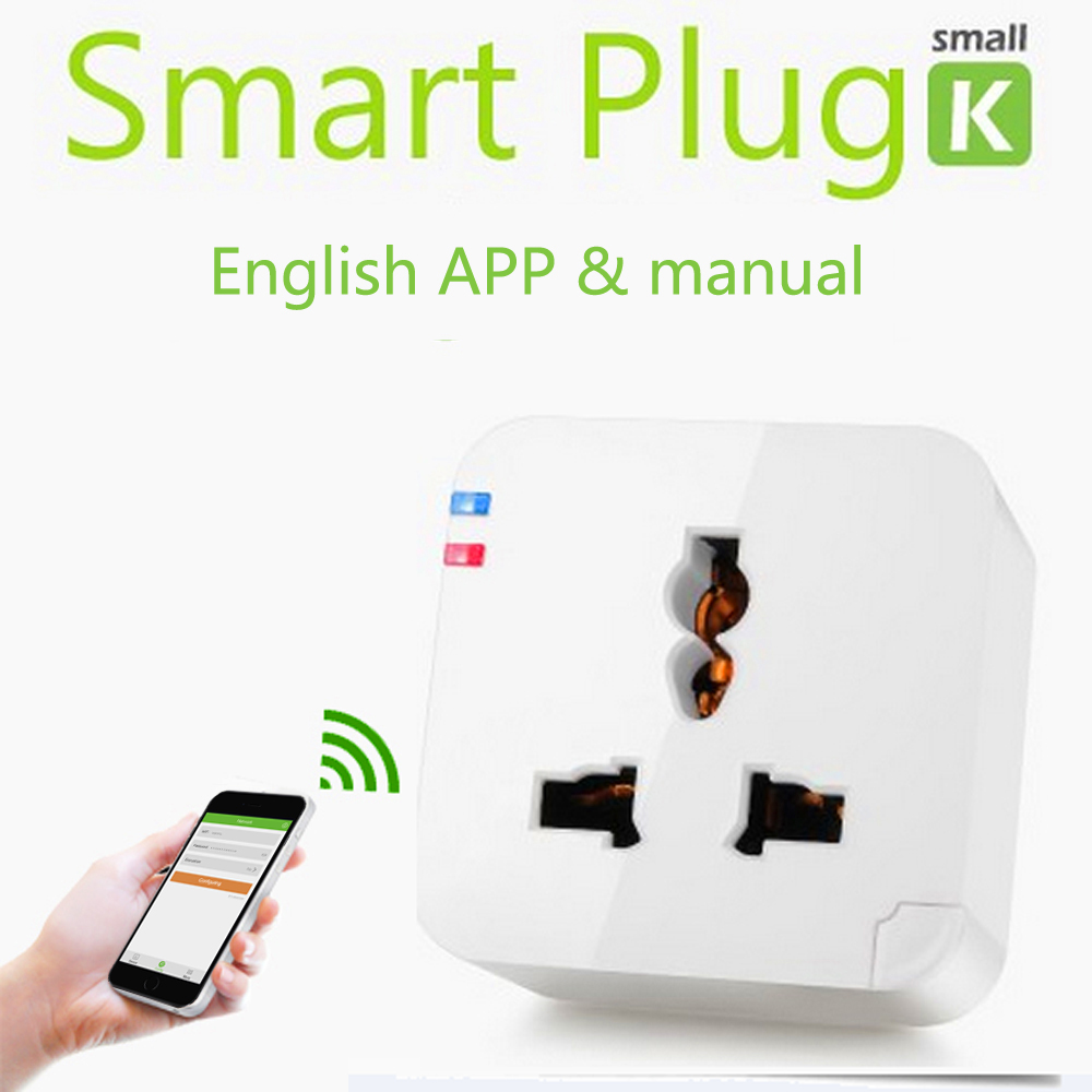 kankun wifi smart plug socket outlet 220v eu au uk kankun. Black Bedroom Furniture Sets. Home Design Ideas