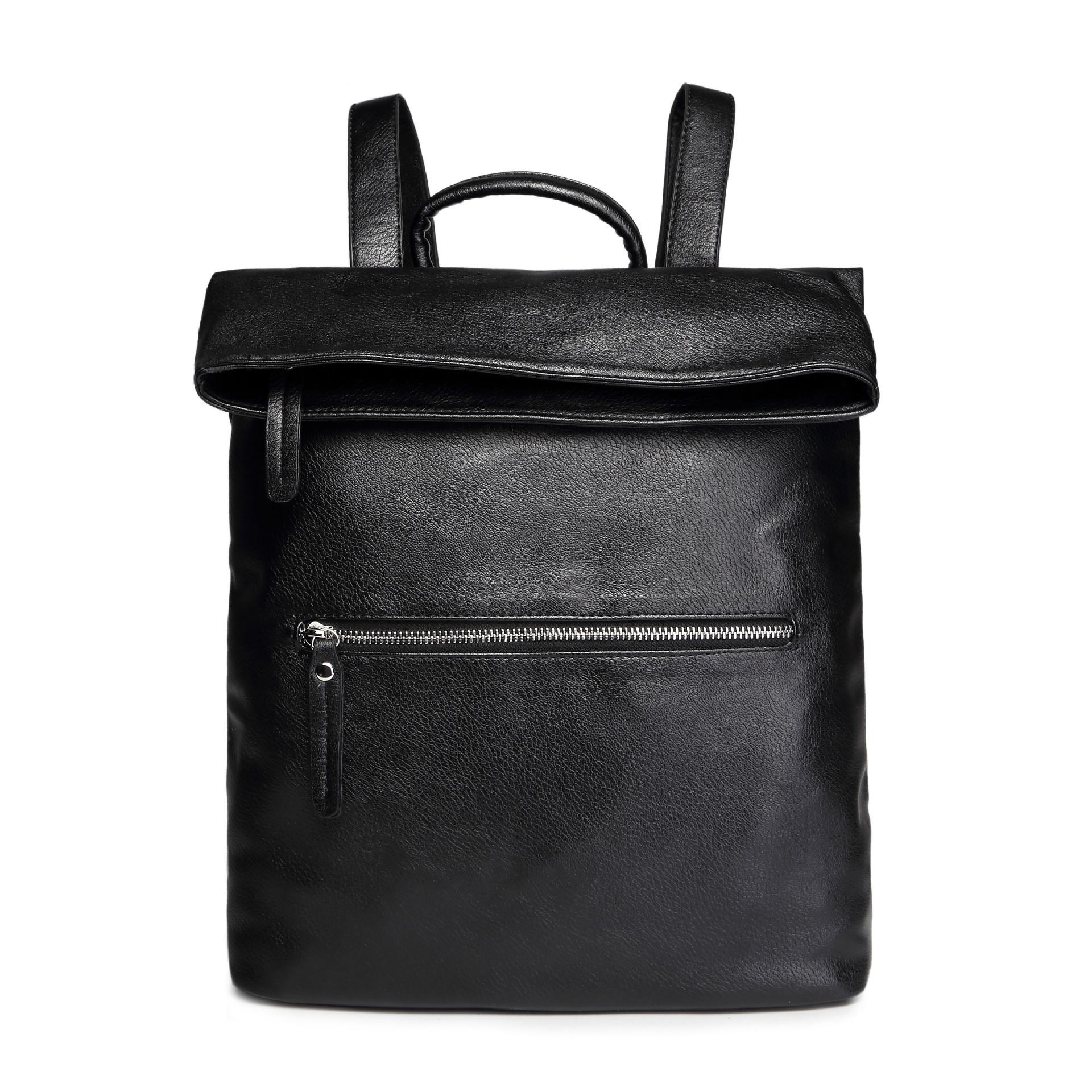Simple Style Designer Small Backpack Women Black Travel PU Leather Ladies Backpacks Fashion Female Back Bags Shoulder Bag(China (Mainland))