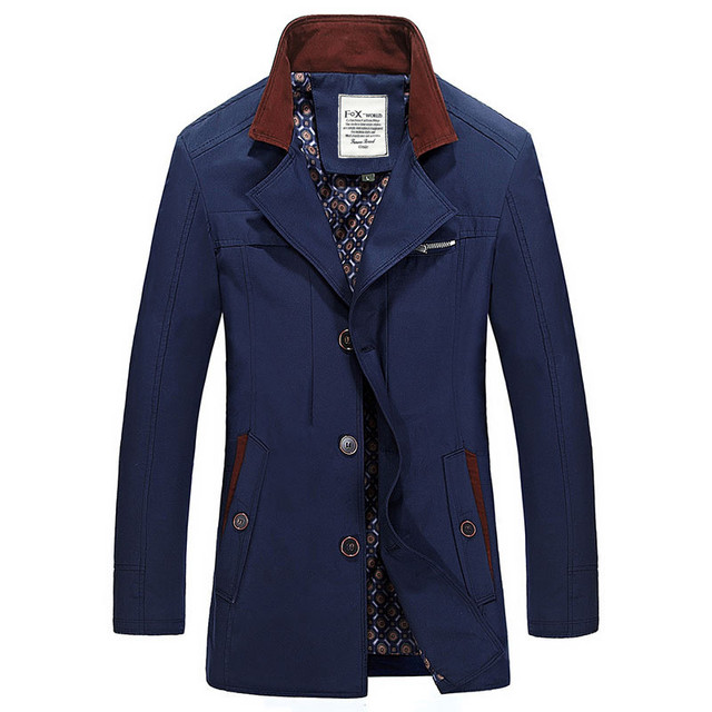 Бесплатная доставка мужчины пальто куртки 2016 весной и осенью новый мужской куртки ...