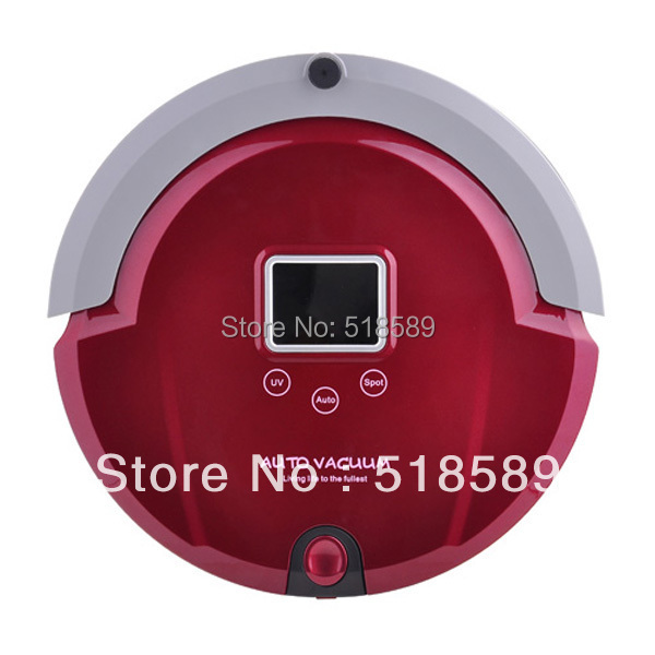 (Ship from USA or RU) Newest Lowest Noise Intelligent Robot Vacuum Cleaner A320 For Home Only Free Shipping(China (Mainland))