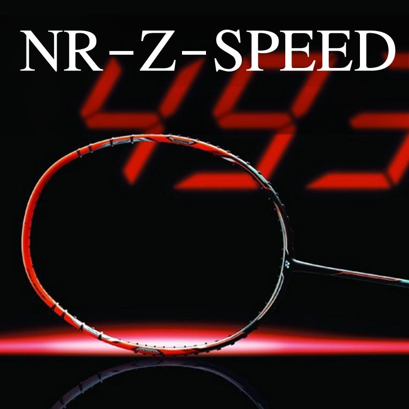 badminton racket nanoray z speed badminton racket rackets sport fb nr-gz nanospeed 9900(China (Mainland))
