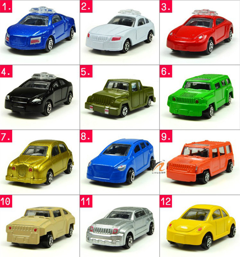 One piece Diecast cheap dinky toys tomy tomica Matchbox hero city antique miniature small metal toy collectible model cars(China (Mainland))