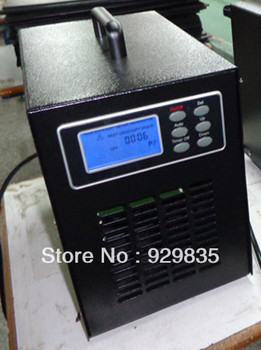 Industrial ozone air purifier, lcd ozone generator with high ozone output