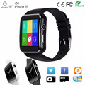 New Bluetooth Smart Watch phone Support TF SIM Card Dial Call wearable devices smartwatch For Apple