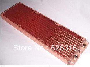 Ke Ruiwo Katyusha 360 full-copper water-cooled radiator exhaust heat exchanger water cooling radiator copper<br><br>Aliexpress