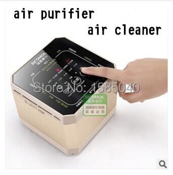 Portable Negative Ion Air Purifier Ozonator Air Cleaner Oxygen Bar Purify Air Kill Bacteria Virus Ionizer ozne(China (Mainland))