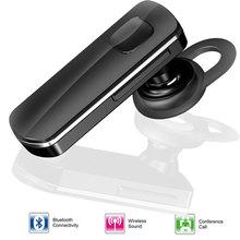 Buy Original car stereo mini wireless in-ear earpiece bluetooth earphone portable driving make phone call headphones headset for $9.99 in AliExpress store