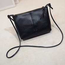 Buy Summer Simple Style Solid Women Messenger Bags PU Leather Famous Brand Women Crossbody Shoulder Bag Ladies Vintage Hobos Bag for $4.00 in AliExpress store