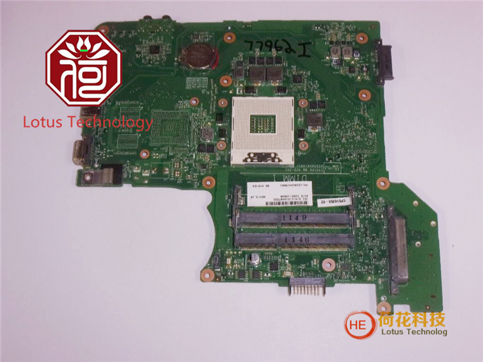 Free shipping laptop motherboard for Fujitsu Lifebook LH531 Motherboard CP516350-02 6050A2419601 Detecting 100% perfect work(China (Mainland))