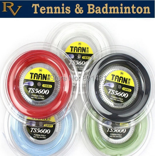 Free shipping - 10 pcs/lot - Hottest sell hexagonal polyester string - top spin tennis string<br><br>Aliexpress