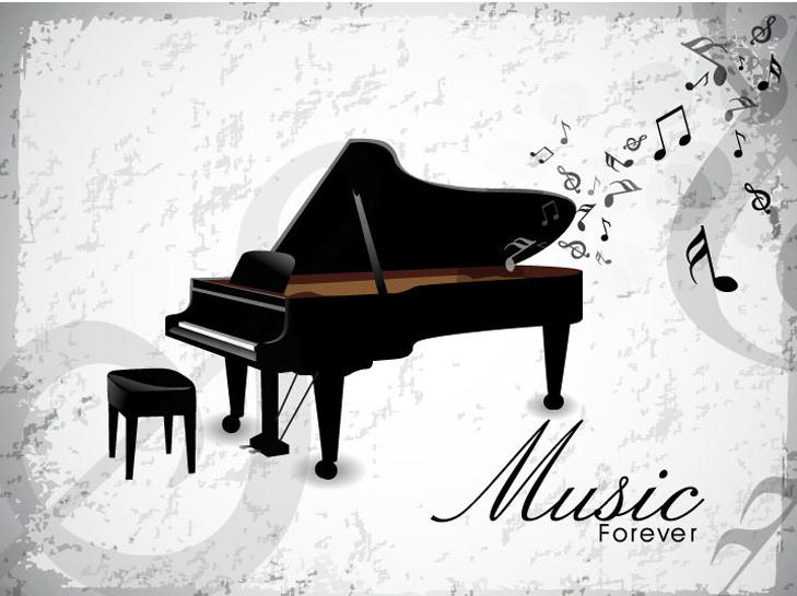 Piano Music Wall Decor : Get cheap musical notes wall hanging aliexpress