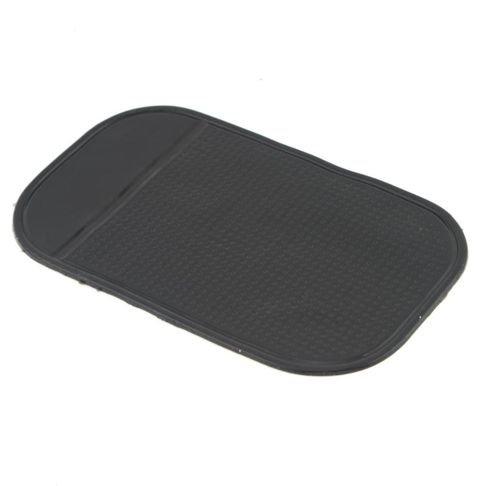 1PC Black Car Dashboard Sticky Pad Silica Gel Magic Sticky Pad Holder Anti Slip Mat For Car Mobile Phone Car Accessories 21160(China (Mainland))