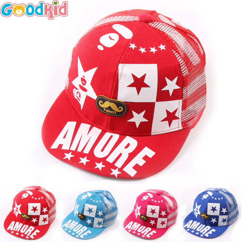 2015 Unisex Casual Character New Promotion Baseball Caps Snapback Fashion Star Printing Children Hat Net The Clothhip Hop Cap(China (Mainland))