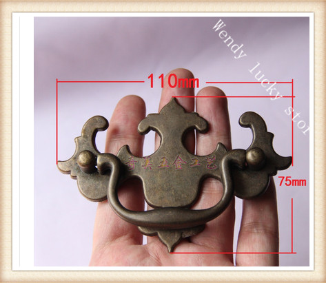 Chinese antique furniture handle door cabinet drawer pull accessories(China (Mainland))