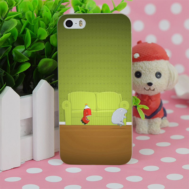 B0742 Competition Transparent Hard Thin Case Cover For Apple iPhone 4 4S 5 5S SE 5C 6 6S 6Plus 6s Plus(China (Mainland))