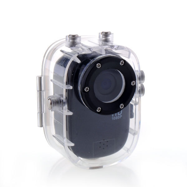 New Full HD 1080P H.264 Mini Camcorder Recorder Sports DV Car DVR Camera With 30m Waterproof H.D