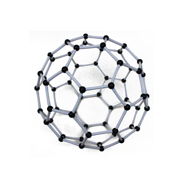 Scientific Chemistry Carbon 60 Modle C60 Modle Buckyballs Chemical Crystal Structure Atom Molecular Model Links Kit Set Anne(China (Mainland))