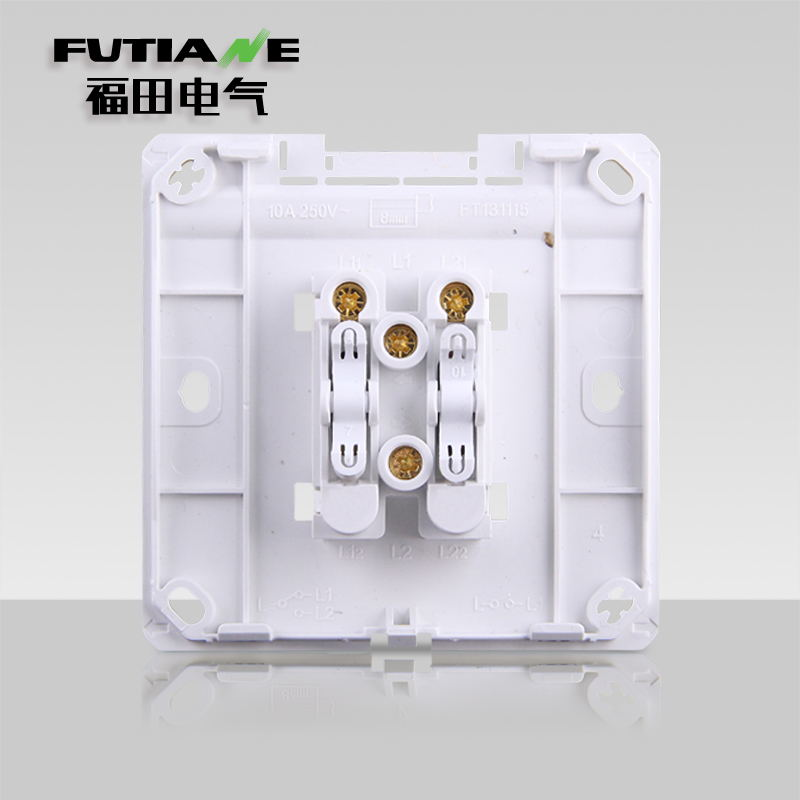 Slim -point switch 86 open wire switch surface mounted two open single control switch double switch<br><br>Aliexpress