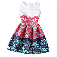 ZR7 New Fashion Sexy European Style Butterfly Print Casual Dress Vestidos Party Dresses Women Summer Dress 2016 LJ2309
