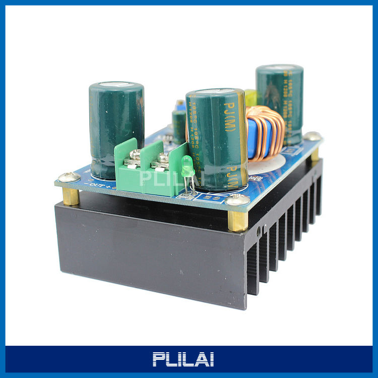dc dc high power cv cc boost converter 8 60v to 12 80v 12a