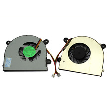 For MSI CPU Cooling Fan DFS491105MH0T S6000 MS-16D3 Series Laptop Accessories Replacement Parts Wholesale (F319)