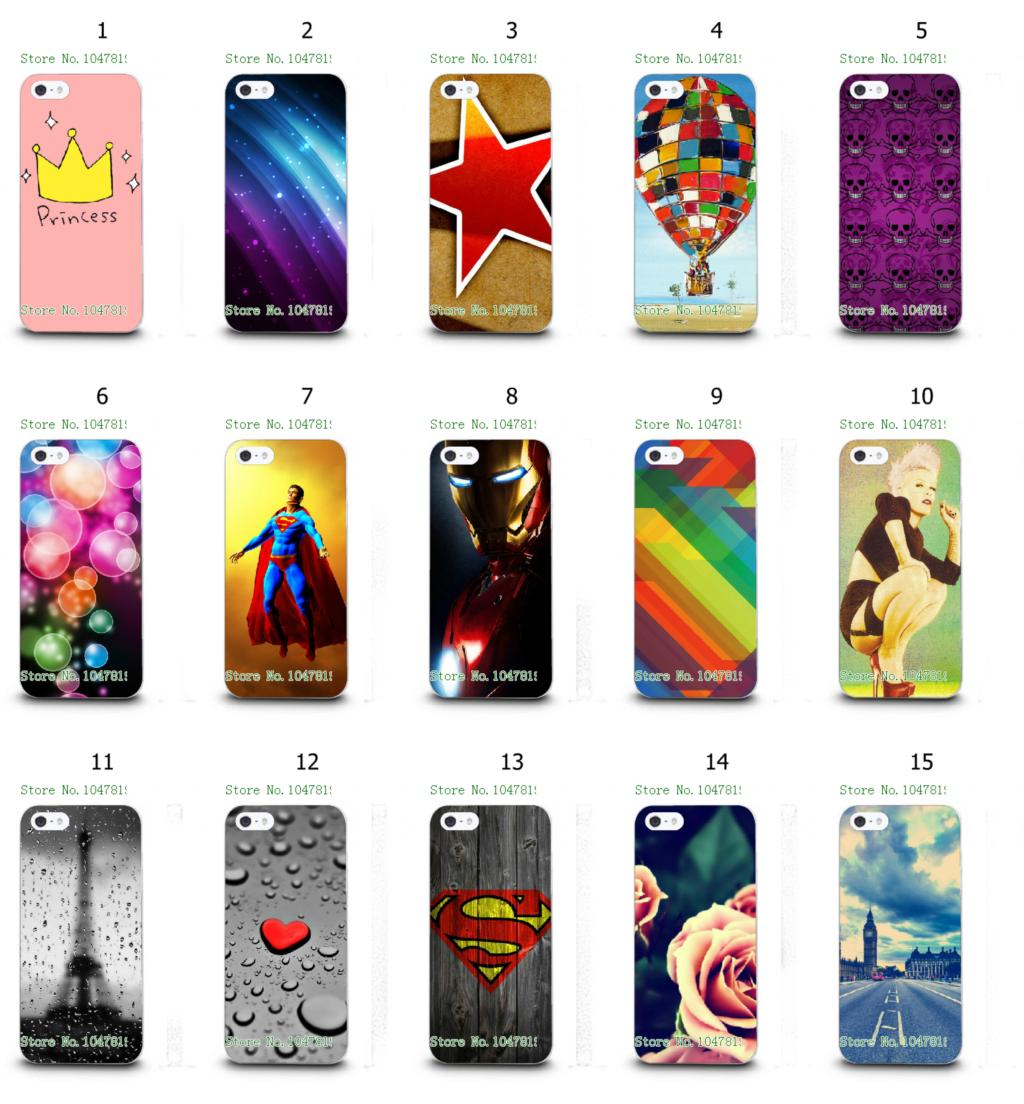 Mobile Phone Case Hot 1pc Princess Superman Bubble Hybrid Design Protective White Hard IPHONE 5 5s - allmobilecase store