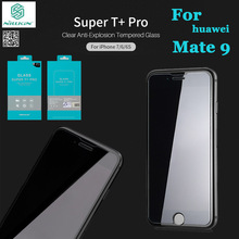 Buy NILLKIN Super Thin T+Pro 0.15mm Clear Anti-Explosion Tempered Glass Huawei Mate 9 Screen Protector Huawei Mate9 for $13.20 in AliExpress store