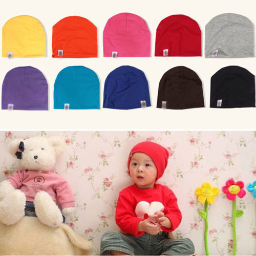 2015 New Super lovely&Cute&Soft Crochet Baby Hat Infant Cotton Cap Beanie Warm Newborn Cap Unisex 10 Color(China (Mainland))
