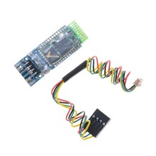 Apm2.5/2.6/2.8 Pixhawk PIX 2.43 Bluetooth Module With Connect Cable Bluetooth Data Link RC Module Toys