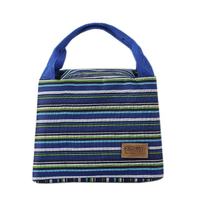 Обед нести хранения пикника сумка обед мешок для принятия коробка / бутылка / блюдо ...