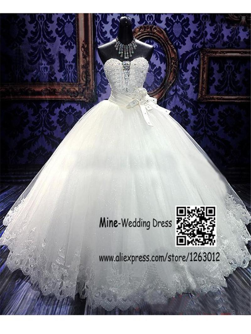 Zuhair Murad великолепная кристаллы роскошные бальное платье без бретелек свадебные платья бисероплетение с бантом свадебные платья