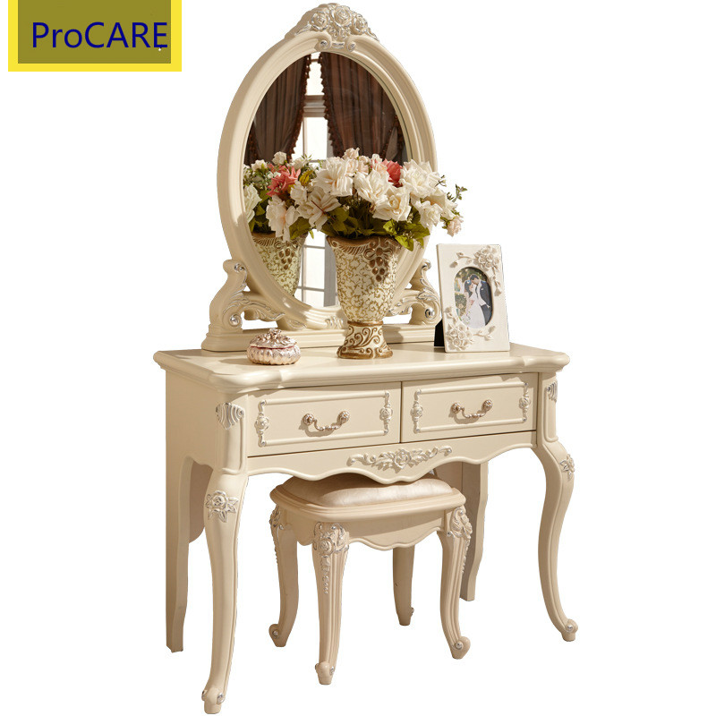 Popular wooden dressing tables mirror buy cheap wooden for Cheap dressing table with mirror