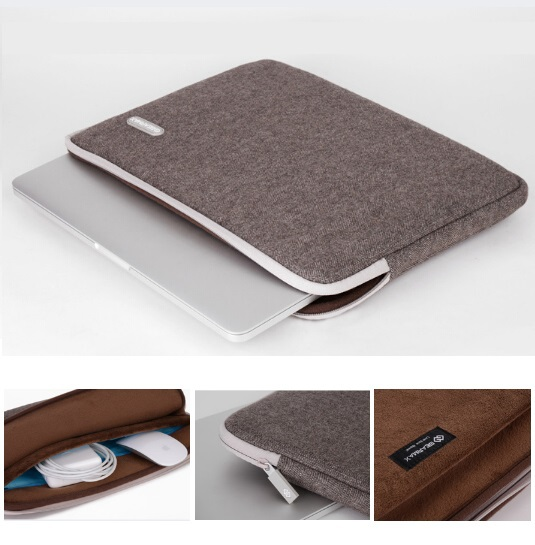 Sleeve Case For Macbook Air 11 13 Pro 13 15 Bag For Laptop Ultrabook ...