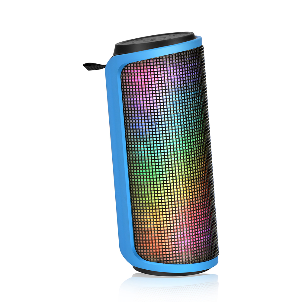Meguo M4 colorful LED Portable Actions Bluetooth 4.0 Speaker Wireless Super Bass Mini Speaker with Flashing Lights(China (Mainland))