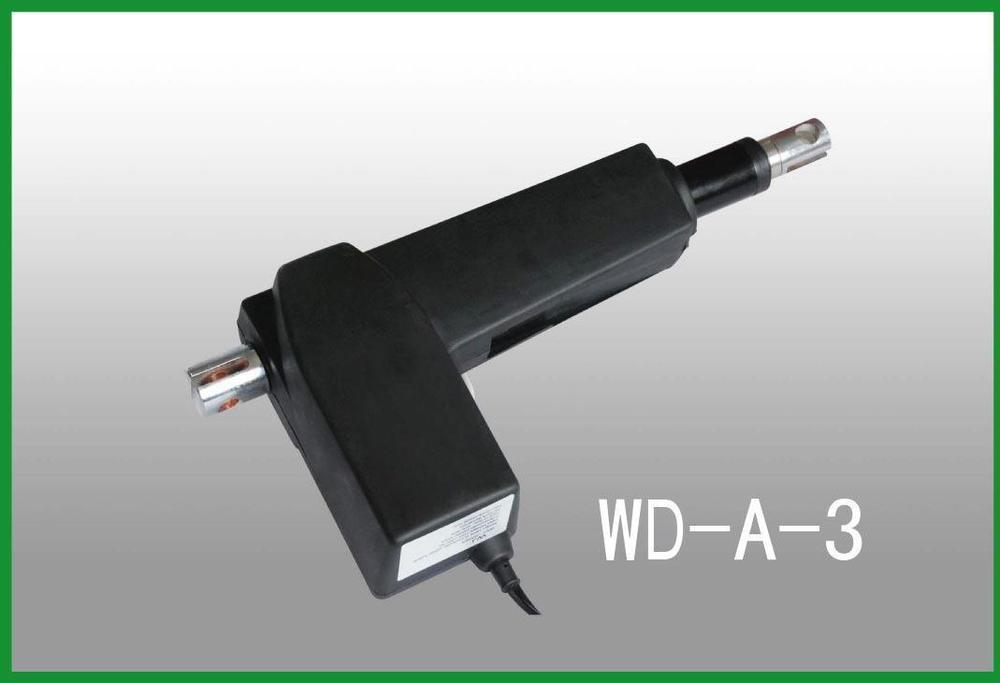 12V24V-3 DC electric traction beds putt linear motor propulsion window lifter 190 from(China (Mainland))