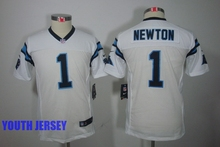 100% Stitiched,Carolina Panthers,Cam Newton for mens women youth kids,camouflage(China (Mainland))