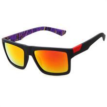 Classic fashion sports sunglasses Men and women brand designer sunglasses color film with Waterproof glasses bag