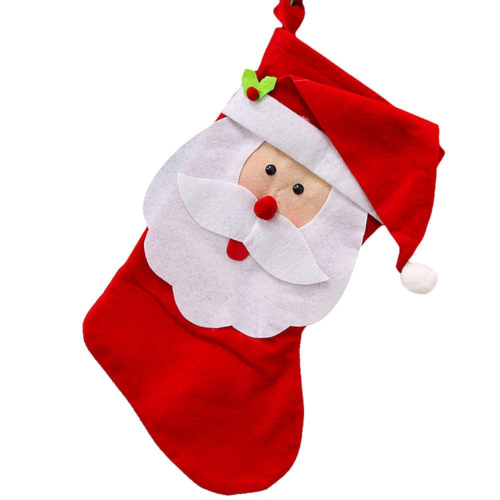 Online Buy Wholesale Velvet Christmas Stockings From China