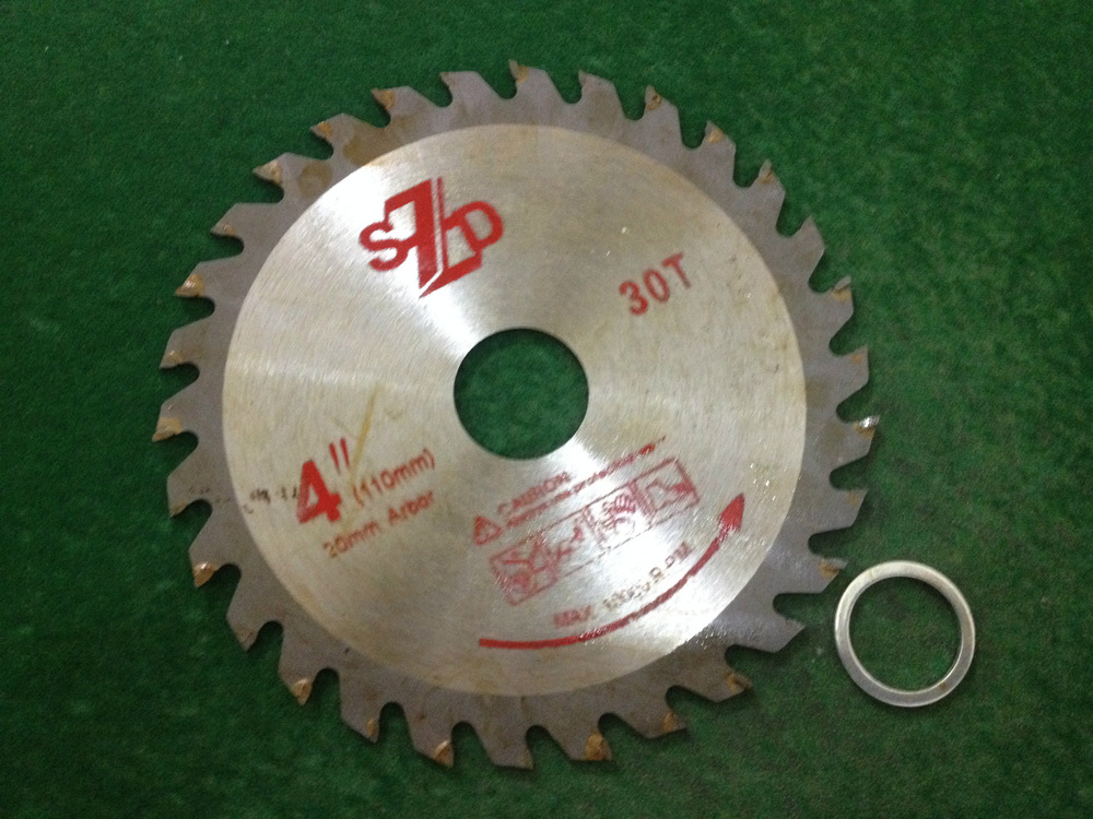 Manufacturers supply alloy timber cutting disc 18638998533(China (Mainland))
