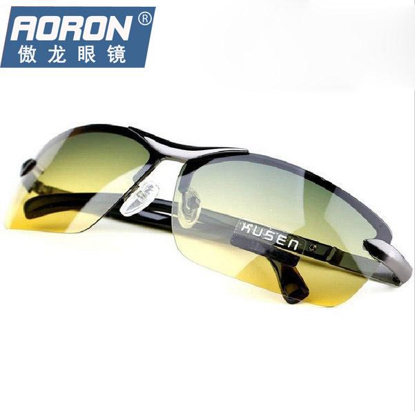 2016 день и ночь Vison многофункциональные мужская поляризованные очки проезда спортивная ...