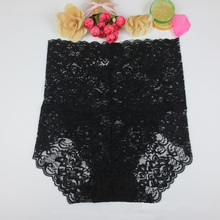 Buy High Waist Lace Underwear Women Briefs Sexy Body Underwear Plus Size Thong ladies Panties seamless briefs women for $2.79 in AliExpress store