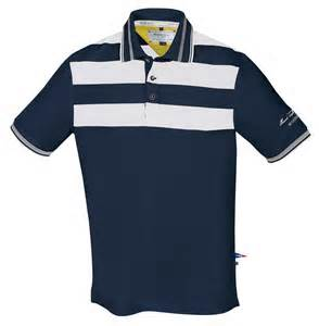 American marine stripe contrast color cotton short sleeve men's polo shirts(China (Mainland))