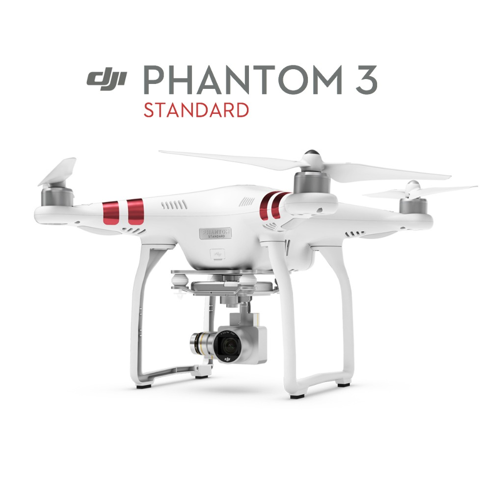 DJI Phantom 3 Standard Quadcopter Drones with Camera HD 2.7K Build-in GPS FPV Live Drone with Camera Quadrocopter RC Helicopter