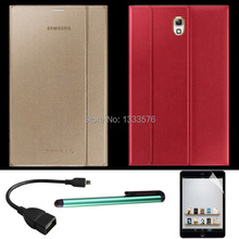 For Samsung T700 Leather case Smart Sleep Wake Stand Flip Cover Protective Leather Case For Samsung Galaxy Tab S 8.4 inch T705(China (Mainland))