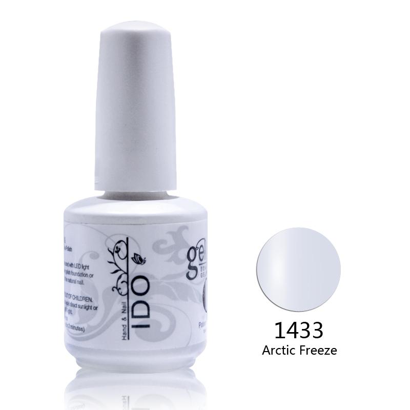 12 pcs Hot sales Free shipping wholesale soak off led&uv nail gel polish (10colors+1base gel+1top gel)(China (Mainland))