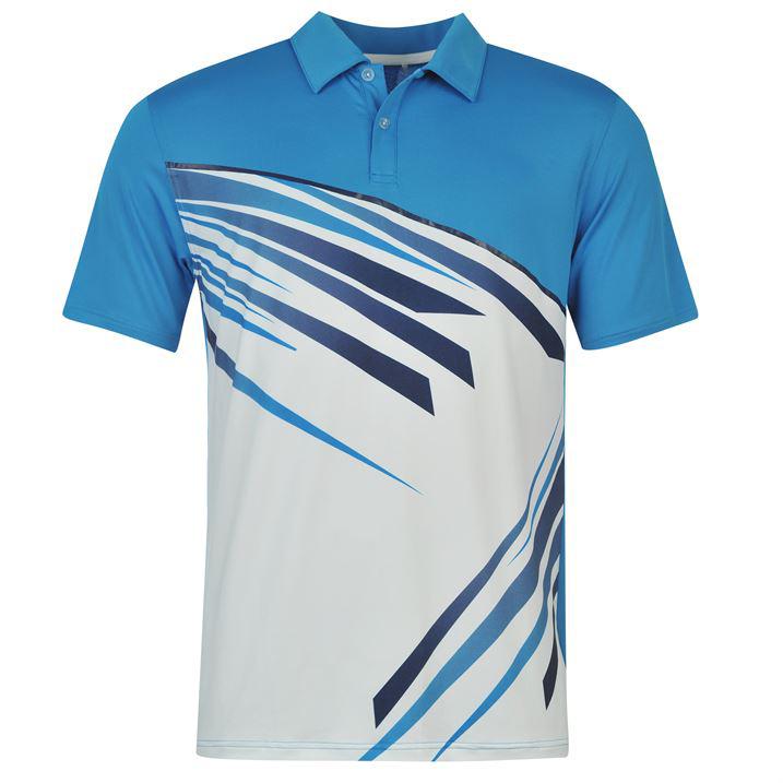 custom top quality new design polo shirt for mens full sublimation(China (Mainland))