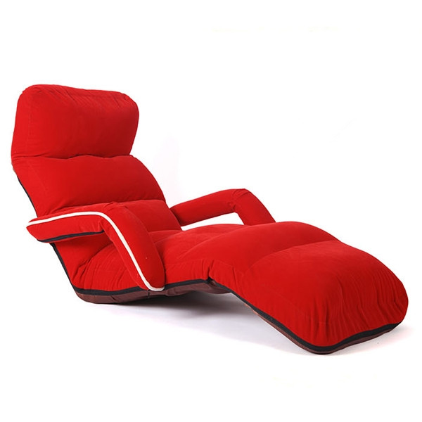Chaise lounge chairs for bedroom adjustable foldable soft for Chaise promotion
